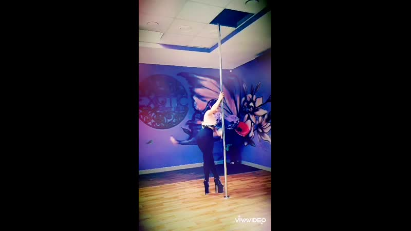 Вики Exotic PD Pole dance