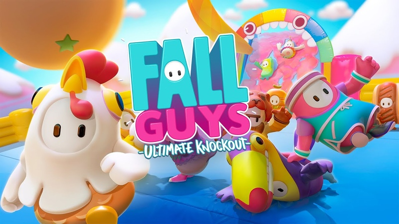 Fall Guys Ultimate Knockout - Release Date Trailer