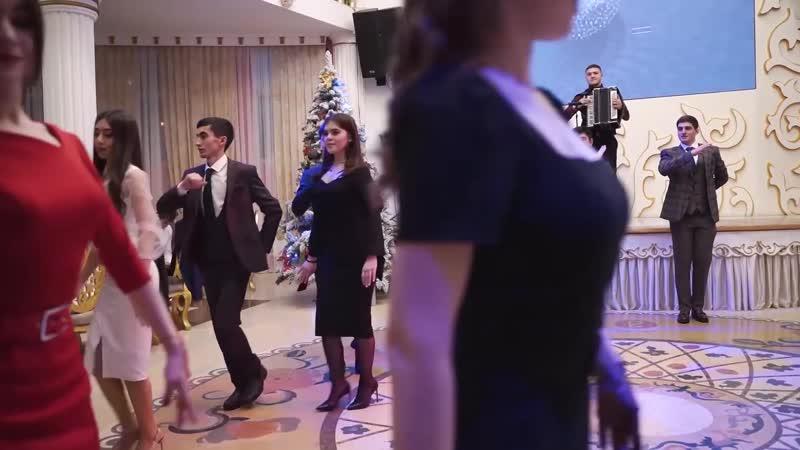 Черкесский адыгский танец ЛЪАПЭРИСЭ Caucasian dance