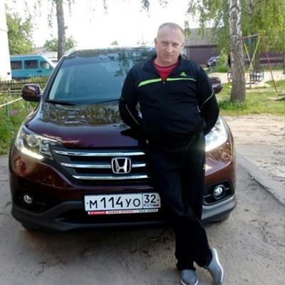 Евгений, 42, Mglin