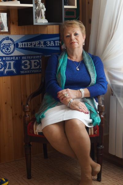 Татьяна, 65, Saint Petersburg