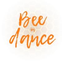 Логотип BEE IN DANCE / Школа танцев / Центр Ростова