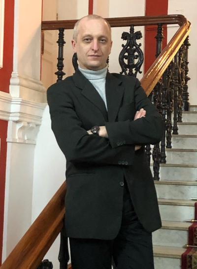 Alexander, 47, Kirsanov