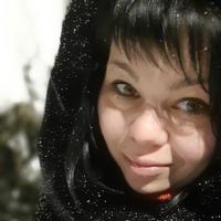 Фотография страницы Евгении Ошовской ВКонтакте