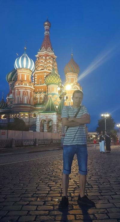Макс, 21, Makar'yev