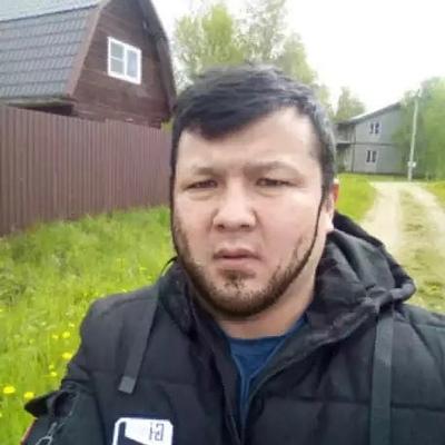 Рома Мамаюсупов