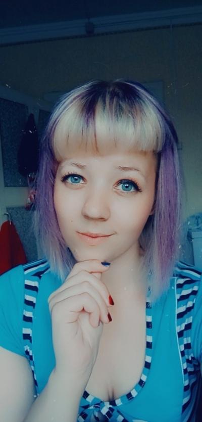 Анастасия, 22, Bratsk