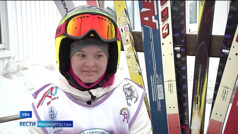 «Солнечная» уфимка Карина Арсланова вошла в сборную Башкортостана по нескольким видам спорта