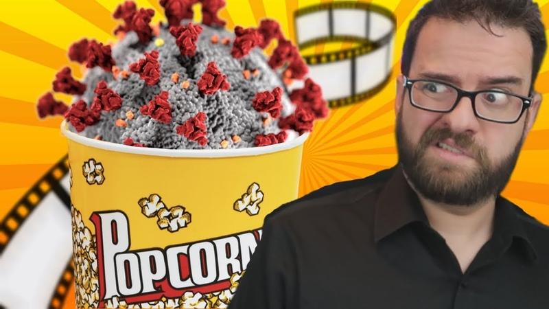 E se o corona matar o cinema