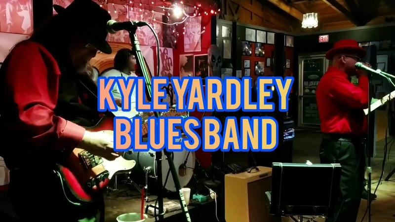Kyle Yardley Blues Band ~ Country Girl