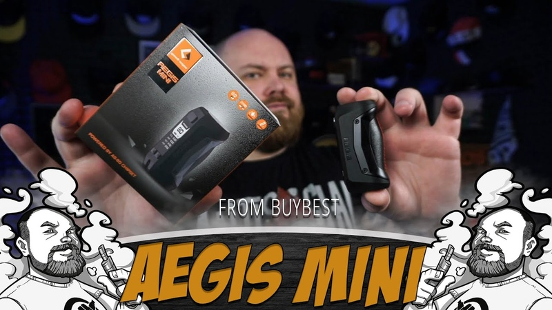 Geekvape AEGIS MINI Взрыв из прошлого