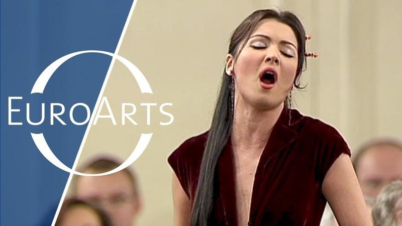Donizetti Lucia's cavatina from Lucia di Lammermoor Anna Netrebko Yuri Temirkanov