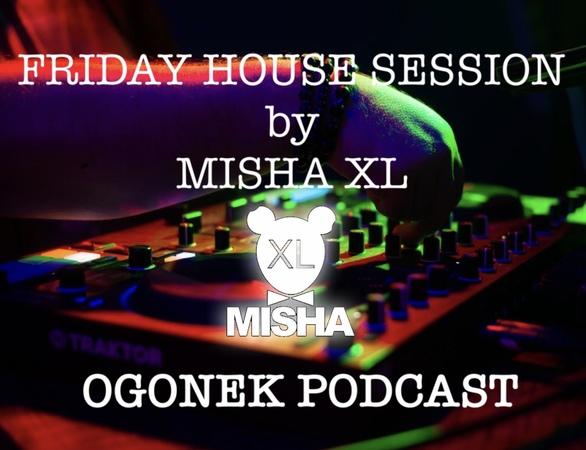 MISHA XL OGONEK TERRASSA vol 31 LIVE MIX 31