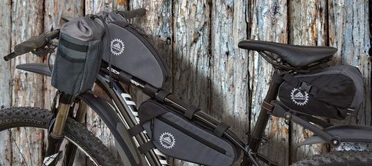 НОВИНКИ НАШЕГО ПРОИЗВОДСТВА: велосумки МАНАРАГА