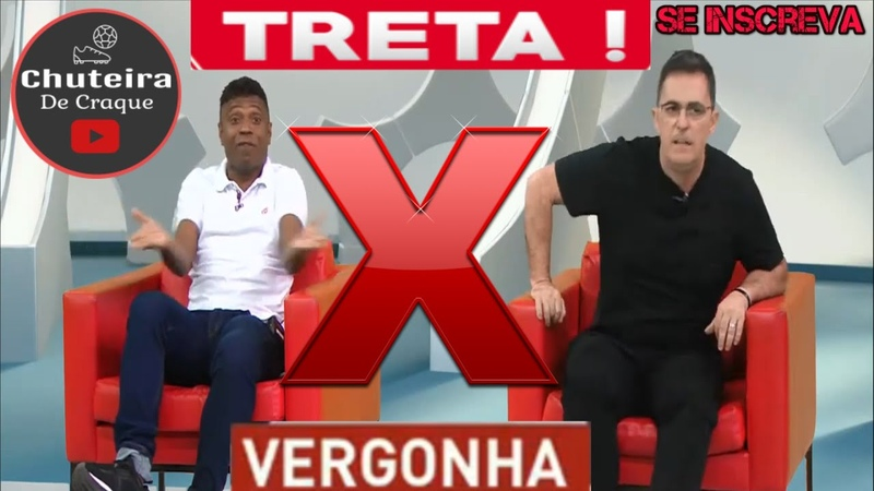 Treta feia entre Fernando Fernandes e Ed lson discutem por briga no GreNal 14 03 2020