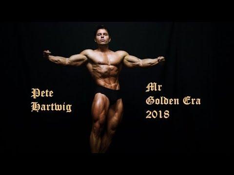 Mr Golden Era 2018 Pete Hartwig
