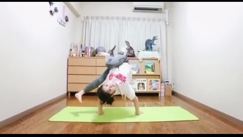 Bgirl Haru Japan