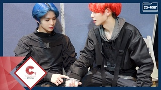[CIX-tory] STORY.34 'Black Out' M COUNTDOWN special stage