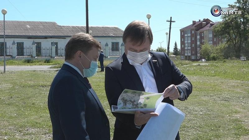 Рабочий визит депутата Государственной Думы Максима Иванова