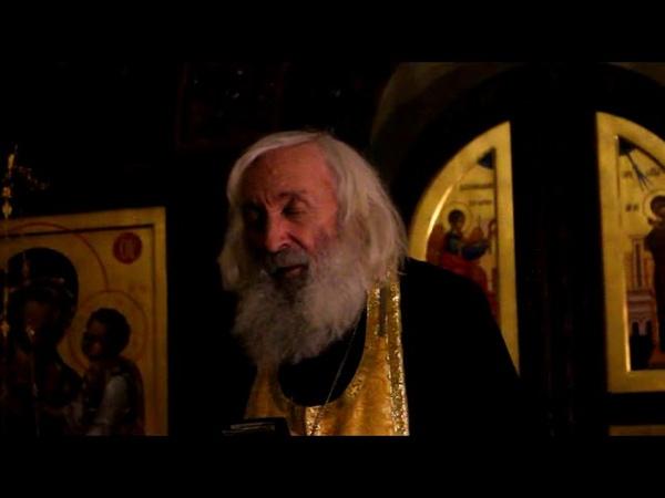 Протоиерей Евгений Соколов Сегодня совсем непросто быть верующим человеком