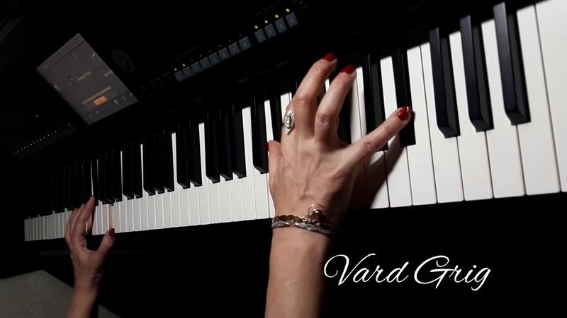 Harout Pamboukjian-Sirum Em qezpiano cover Vard Grig