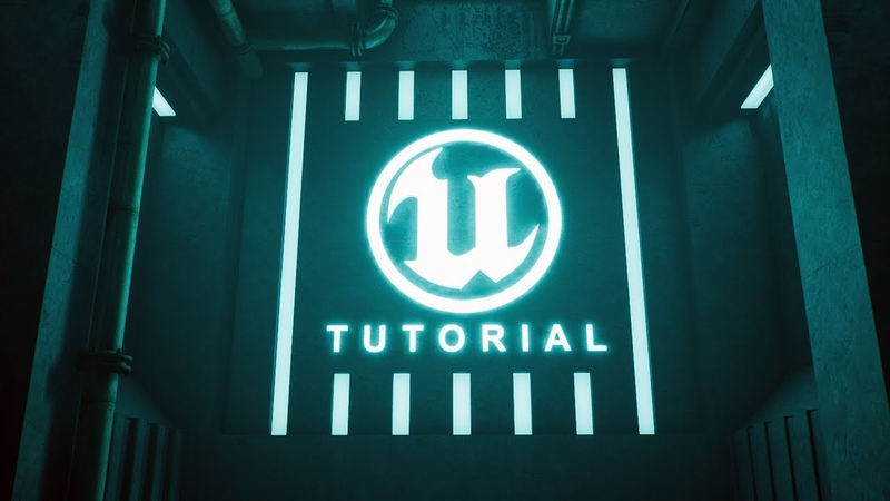 UE4 Emissive lighting and materials tutorial unreal engine for beginners
