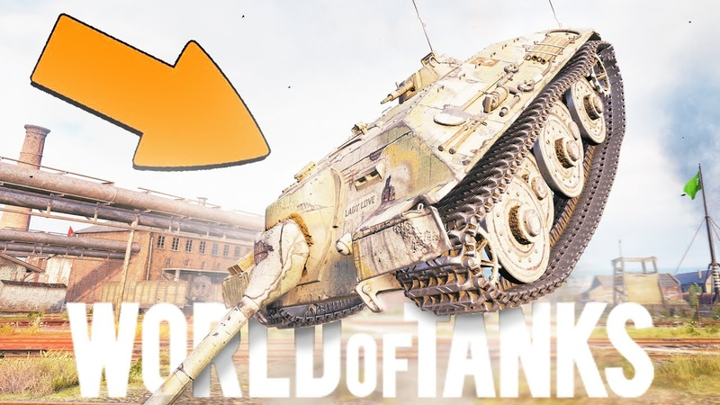 Wot WTF Moments Патч 1 10 1 World of tanks