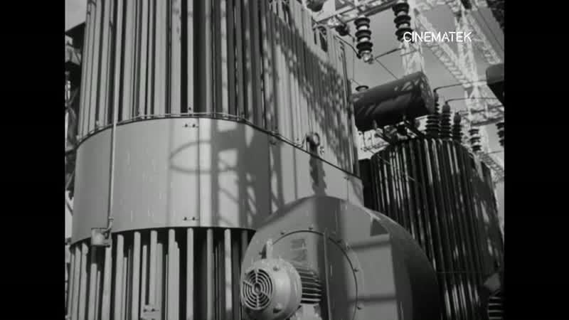 L'Espace d'une vie 1949 dir Charles Dekeukeleire