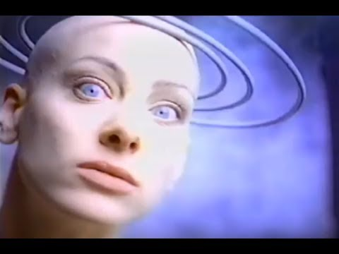 Sega Saturn It's Out There 1995 Launch Commercial