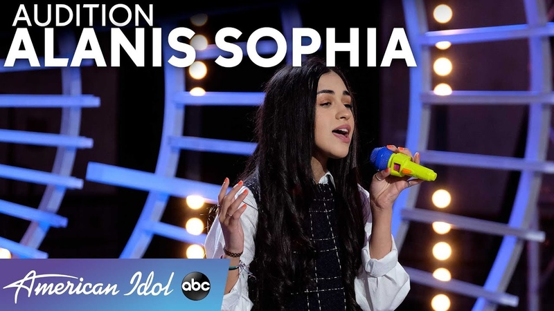 "Authentic And Honest Alanis Sophia WOWs Judges With Anyone"" By Demi Lovato American Idol 2021"