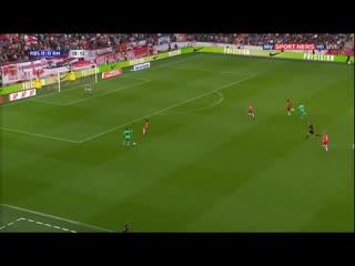 Первый гол Эдена Азара за Реал