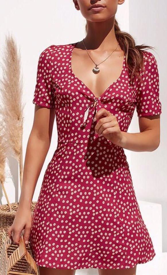 Ко вчерашнему посту с новыми тканями - Подборка классных платьев для отпуска и просто на лето ️