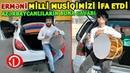 Erməni AZERBAYCANIN Milli musiqsini ifa etdi Və buna cavab 👍 HALAL OLSUN