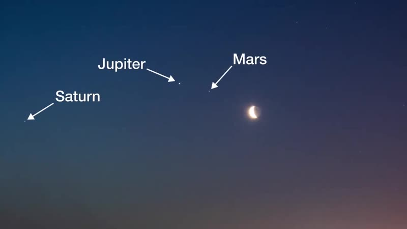 Whats Up April 2020 Skywatching Tips from NASA