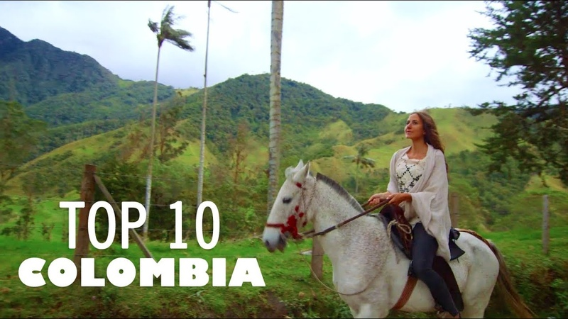 Top 10 Things to Do in Colombia, South America