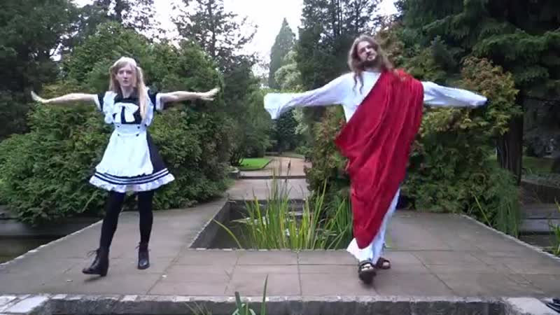 Tomo=^ ^= ・Jesus Christ 「恋愛サーキュレーション Renai Circulation」 Dance cover 踊ってみた