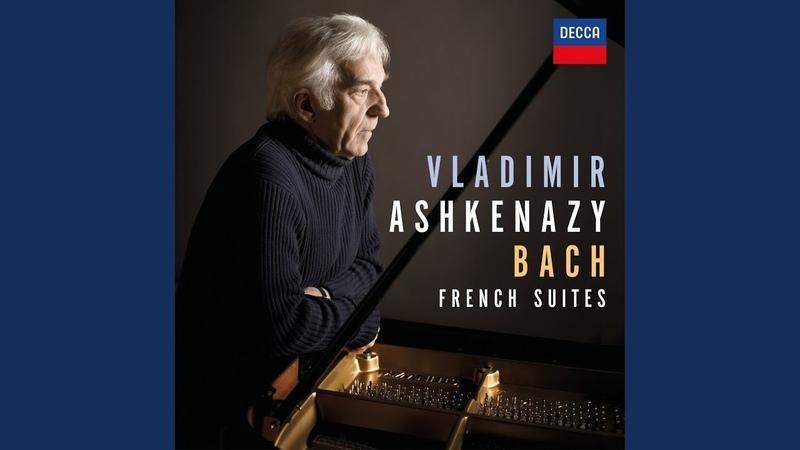 Johann Sebastian Bach French Suite No 5 in G major II Courante