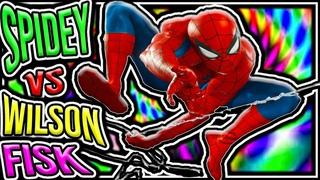 Let's web 'em up in Marvel's SpiderMan