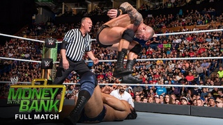 #My1 Jinder Mahal vs. Randy Orton  WWE Title Match: WWE Money in the Bank 2017
