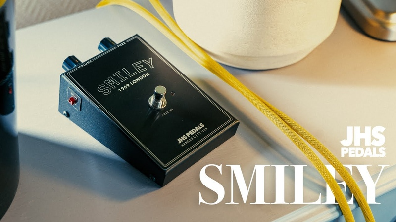JHS Pedals Smiley 😋