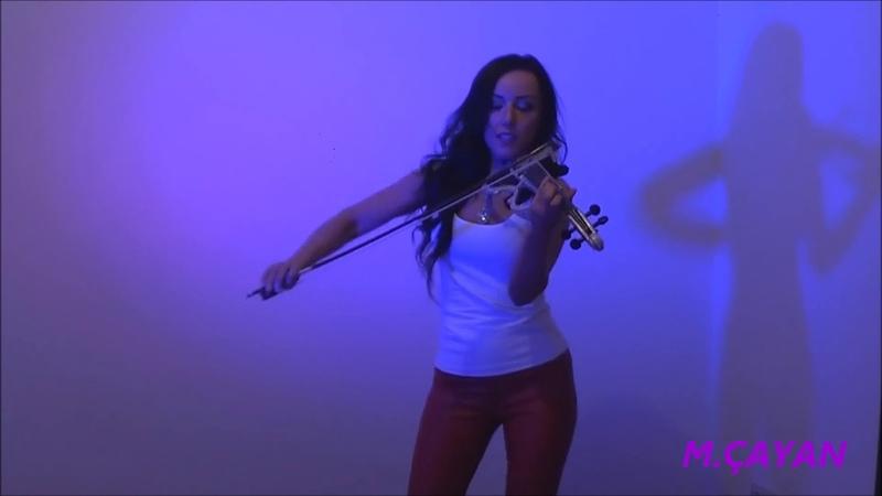 Imany Don't Be So Shy Filatov Karas Remix violin cover Agnes Violin skrzypce elektryczne